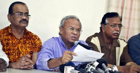 BNP's Suhrawardy Udyan rally moved to Nov 11
