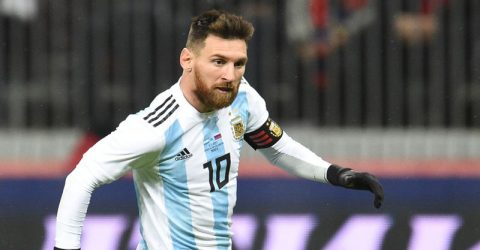 I hope football pays its debt to me: Messi