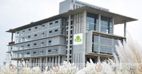 Green University  Achieved IEB Accreditation