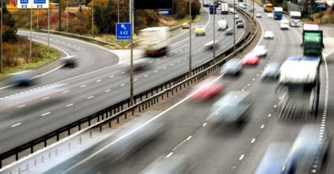 Tory conference: Government confirms £25bn for road upgrades