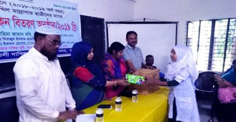 Awareness on hygienic sanitation among adolescents stressed