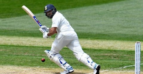 India look to Sharma to seal Test record against S. Africa