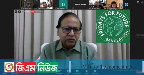 Bangladeshi Climate Scientist wants Green Equitable Recovery Plans goingforward