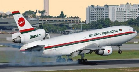Biman gets poor response to fleet expansion bidding